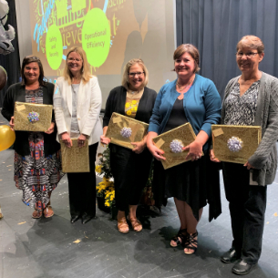 Highlands Recognizes Employees with 25 Years of Service
