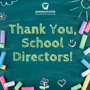 January is School Director Recognition Month