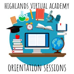 Orientation Sessions Offered for Highlands Virtual Academy (HVA) Families
