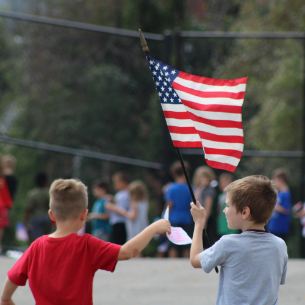 Highlands Honors, Remembers 9/11 - Patriot Day