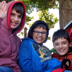 Fall Fun! Students Visit Soergel Orchards