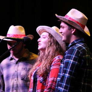 High School's Fall Follies Showcases Student Talent
