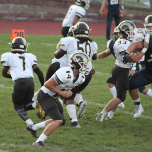 Football Players Named to Northwest Nine All-Conference