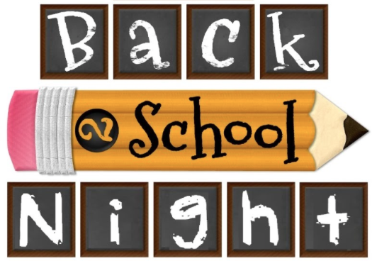 Families Invited, Encouraged to Attend Back to School Nights