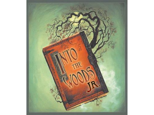 Into the Woods Jr. Logo