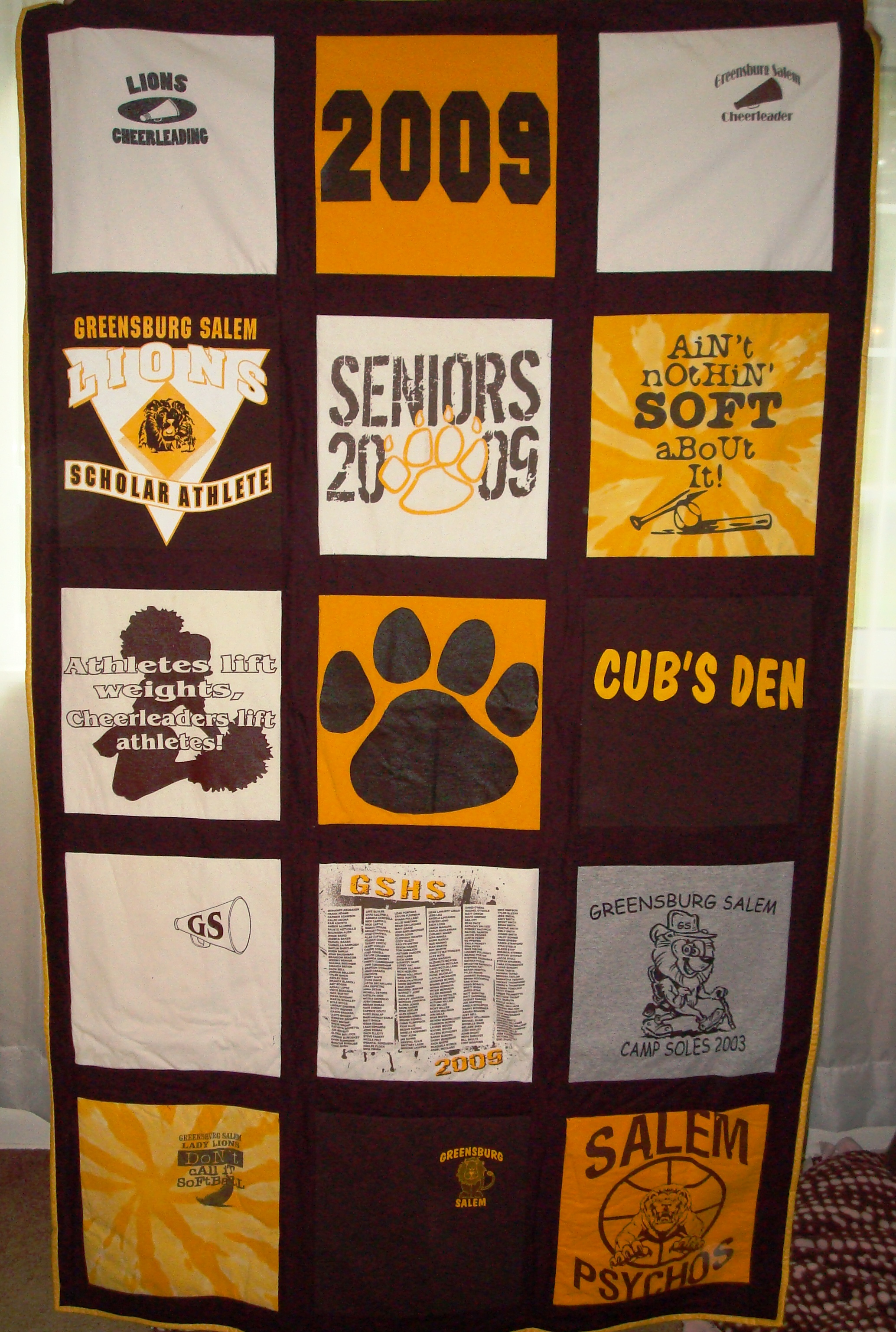 Colleen's Memory Quilts