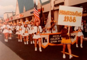Homecoming 1988