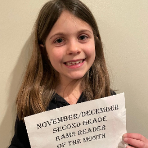 IN THE SPOTLIGHT: Highlands Elementary RAMS Readers