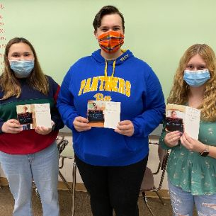 NHS Students Provide Treat Bags for Students, Senior Citizens