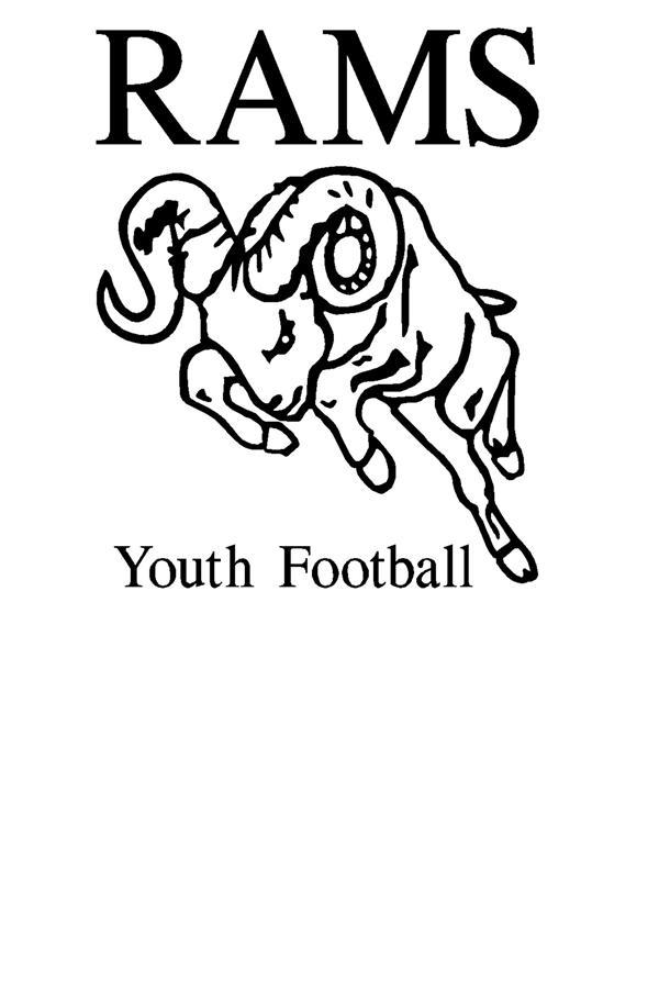 Youth Sports / Rams Youth Football Organization