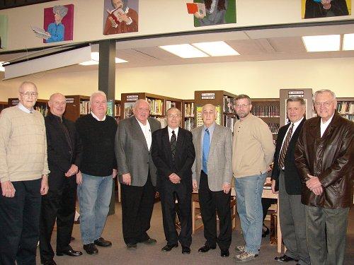Former School Board members